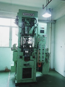Tamakawa 60T press forming machine
